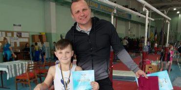 Коломиянин Олег Кузьмин став чемпіоном міжнародного турніру зі спортивної гімнастики. ФОТО