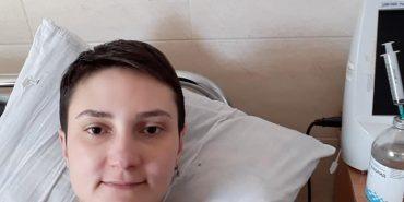 Олесі Ілійчук з Косівщини терміново потрібна допомога, щоб здолати важку недугу