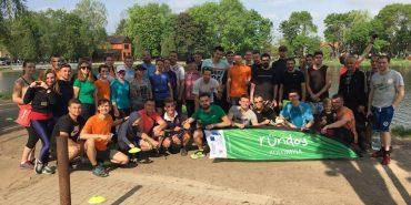 В Коломиї відбудеться бігове свято до першої річниці Kolomyia runday