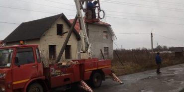 Ремонт освітлення і обрізка дерев: коломийські комунальники звітують про роботу. ФОТО
