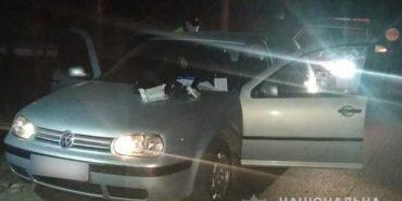 У Коломиї правоохоронці зупинили нетверезого водія з наркотиками. ФОТО