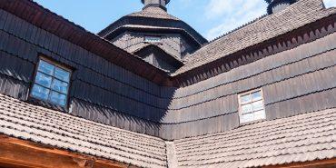 Відео. У Коломиї тривають роботи з реконструкції Благовіщенської церкви