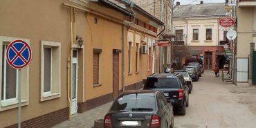 Паркування в Коломиї залишається однією з основних проблем міста