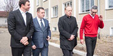 Андрій Іванчук відвідав Загайпіль, Корнич та Королівку. ФОТО
