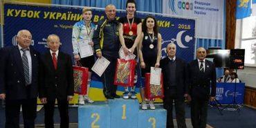 Золото і дві бронзи здобули коломияни на Кубку України з важкої атлетики. ВІДЕО