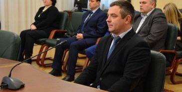 Олександра Калинюка призначено на посаду судді у Коломиї безстроково