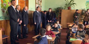 Народний депутат Андрій Іванчук відвідав школи Коломийщини