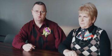 """Відео. Коломиян закликають підтримати """"сонячних людей"""", одягнувши кольорові шкарпетки"""