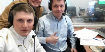Коломиянин коментуватиме у прямому ефірі змагання з біатлону на чемпіонаті світу
