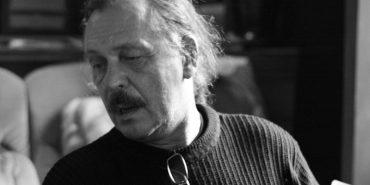 Відійшов у вічність письменник і сценарист з Прикарпаття Василь Портяк