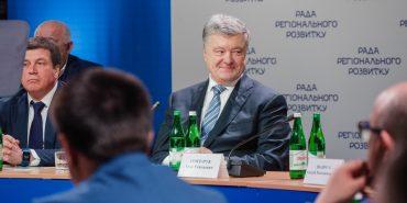 """Петро Порошенко у Коломиї: """"Немає більш переконливого доказу змін, ніж поява таких сучасних високотехнологічних підприємств, як Леоні"""""""