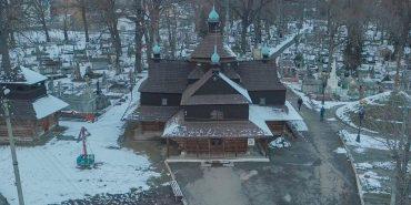 """БФ """"Покуття"""" розпочав реставрацію старовинної церкви Благовіщення: всі деталі"""