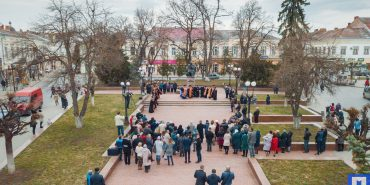 Шевченківські дні. У Коломиї відзначали 205-ту річницю від дня народження Кобзаря. ФОТО