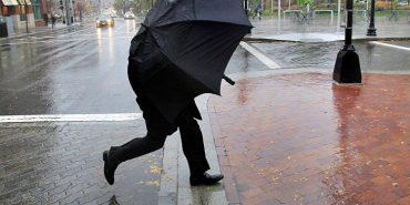 Зранку – дощ, протягом дня – сильний вітер: погода в Коломиї на 11 березня