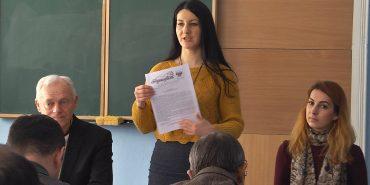 """У Коломиї презентували молодіжний часопис творчої молоді """"Горицвіт"""". ВІДЕО"""