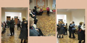 У Коломиї організували танцювальний вечір для людей похилого віку. ФОТО