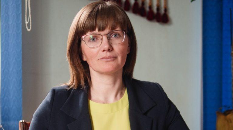 Галина Микитюк - про комп'ютеризацію освітнього простору в школах Коломийщини