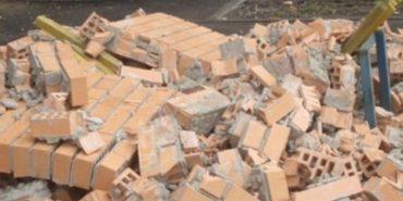 На Коломийщині через обвал стіни загинув чоловік