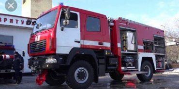 У Коломиї рятувальники виїжджали гасити пожежу в магазині