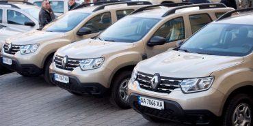 У національні парки України передали 20 нових автомобілів. ФОТО