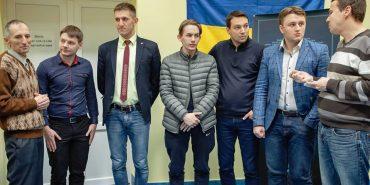 Двоє коломиян стали призерами 1-шого чемпіонату України серед шахістів-аматорів. ФОТО