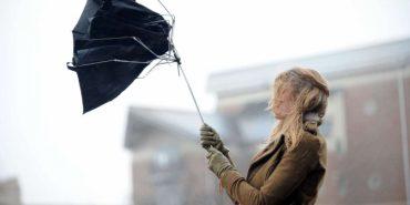 """На Прикарпатті очікується погіршення погодних умов та """"помаранчевий"""" рівень небезпеки"""
