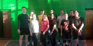 У Коломиї відбулися волейбольні змагання вчителів і священиків. ФОТО