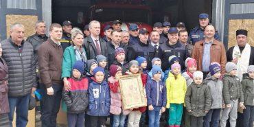 На Косівщині громада створила свою пожежну команду. ФОТО