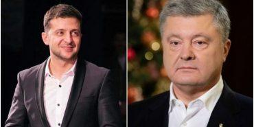 Вибори-2019: Зеленський більш ніж удвічі випереджає Порошенка, – дослідження