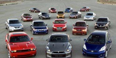 Українці стали частіше купувати легкові автомобілі