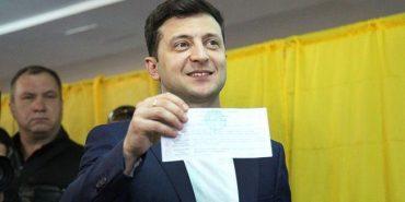 У Коломиї перемогу на виборах здобув Володимир Зеленський