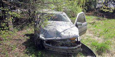 ДТП на Коломийщині: не розминулися дві автівки. Всі живі