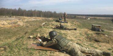 На Прикарпатті провели збори резервістів та військовозобов'язаних. ФОТО