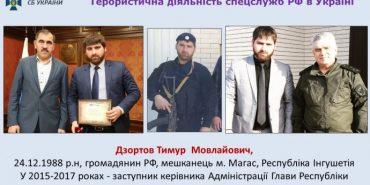 СБУ затримала 7диверсантів РФ, які вчиняли теракти в Україні. ВІДЕО