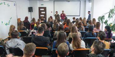 """Письменник Іван Байдак вперше відвідав Коломию з презентацією нової книжки """"Чоловік з моїм іменем"""""""