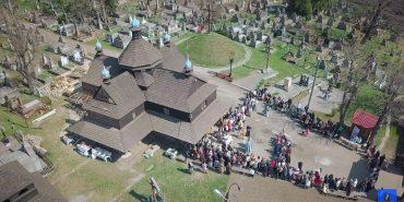 """Чи потрібно робити реставрацію церкви Благовіщення? Візьміть участь у новому опитуванні """"Дзеркала""""!"""