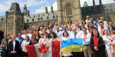 У Канаді День вишиванки хочуть зробити офіційним святом