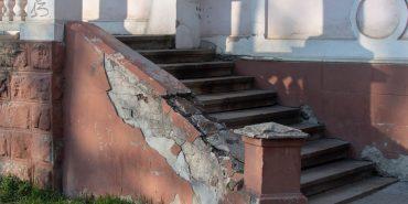 Руйнація історії. Як виглядають понищені елементи архітектурних пам'яток Коломиї. ФОТО