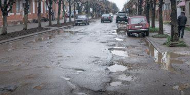 Дороги, напрямки, шляхи. Де в Коломиї стелитимуть асфальт цьогоріч