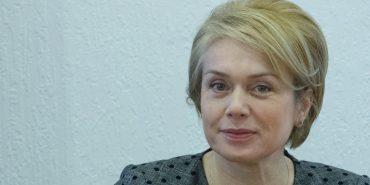 Завтра на Прикарпаття приїде міністр освіти та науки Лілія Гриневич