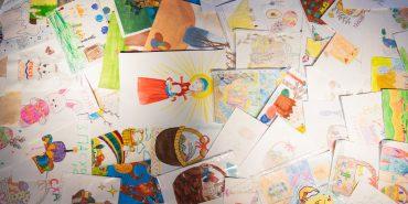 """Вже наступного тижня відбудеться нагородження переможців і всіх учасників конкурсу малюнків від БФ """"Покуття"""". ВІДЕО"""