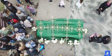 Старовинні хрести з храму Благовіщення реставрували та освятили