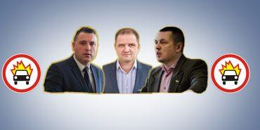 За що палять машини депутатам у Коломиї?