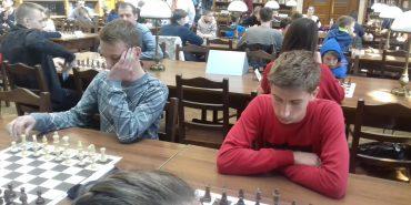 Коломияни Тарас і Роман Стефураки гідно представили Прикарпаття на всеукраїнському турнірі з шахів. ФОТО