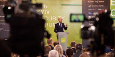 Арсеній Яценюк: В Україні повинні бути розміщені військові підрозділи НАТО. Маємо стати частиною спільної протиракетної і протиповітряної оборони. ФОТО, ВІДЕО