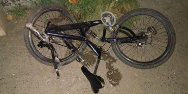 Трагедія на Верховинщині: чоловік впав з велосипеда в кювет і забився на смерть