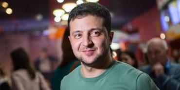 """Зеленський заявив, що виходить з бізнес-партнерства в студії """"Квартал 95"""""""