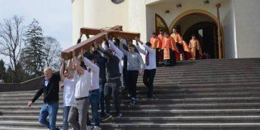 Коломийська єпархія УГКЦ запрошує молодь і школярів на Хресну дорогу