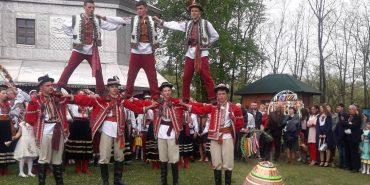 Фестиваль гаївок відбувся на Коломийщині. ФОТО