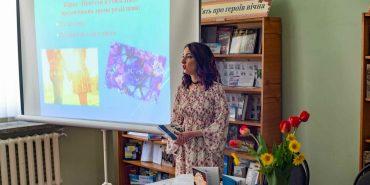 """""""Почуття в стилі НЮ"""": коломиянам презентували книжку поезії та історій Христини Федор. ФОТО"""